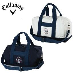 キャロウェイ キャロウェイ Callawayゴルフ メンズキャンバスボストンバッグ241-6181500