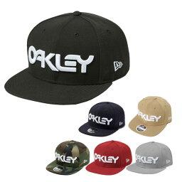 オークリー オークリー 帽子 キャップ メンズ MARK II NOVELTY SNAP BACK スナップ バック 911784 OAKLEY