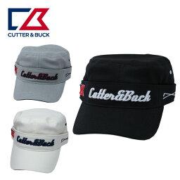 カッター&バック カッター&バック CUTTER&BUCK ゴルフ キャップ メンズ ドビーシャンブレーストレッチ CGBLJC04