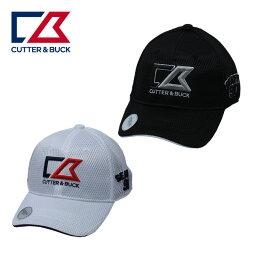 カッター&バック カッター&バック CUTTER&BUCK ゴルフ キャップ メンズ ダブルラッセル CGBLJC07