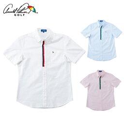 アーノルドパーマー アーノルドパーマー arnold palmer ゴルフウェア 半袖シャツ メンズ オックスフォード半袖シャツ AP220101I01