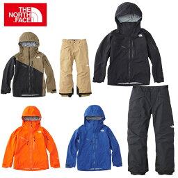 ノースフェイス ノースフェイス スキーウェア 上下セット メンズ レディース RTGフライトジャケット + フリーダムパンツ NS61801 + NS61810 THE NORTH FACE