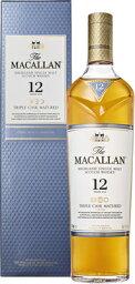 サントリー シングルモルト ウイスキー 【サントリー】ザ・マッカラン トリプルカスク12年 700ml