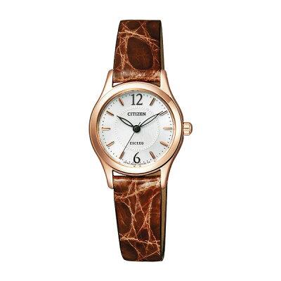 シチズン CITIZEN エクシード レディース 腕時計 EX2062-01A 国内正規