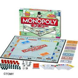 モノポリー 【ボードゲーム パーティ】モノポリー NEW(リニューアル)【ゲーム みんなで遊ぶ ファミリー】タカラトミー【TC】【取寄品】