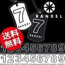 バンデル 【ポイント10倍】【送料無料】バンデル ナンバーネックレス リバーシブル/BANDEL/バンデル ネックレス/数字 ナンバーネックレス/メンズ/レディース/バンデル