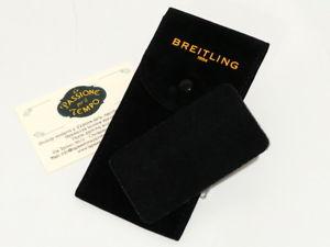 【送料無料】elegante pochette monoposto breitling floccata idea regalo watch box cool
