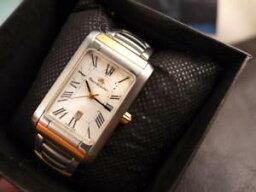 モーリスラクロア 【送料無料】 腕時計 listingclassicgpモーリスlacroix 27mmss listingclassic, elegant, ladies maurice lacroix 27mm ss with gp quartz watch