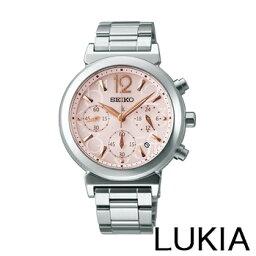 ルキア SEIKO セイコーLUKIA SSVS015【腕時計】[ルキア/ソーラー時計]【国内正規品】【メール便不可】