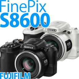 FinePix 【送料無料】フジフィルム デジカメ FinePix S8600 [カラー選択式] 【メール便不可】