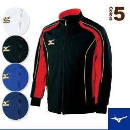 ウエア ミズノプロ ウォームアップシャツ(52RS630)『野球 ウェア(メンズ/ユニ) ミズノ』