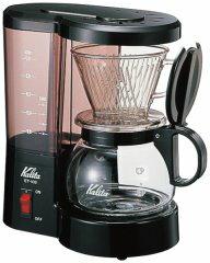 カリタ カリタ(KALITA)コーヒーメーカー(5カップ用)日本製【楽ギフ_包装】【楽ギフ_のし】