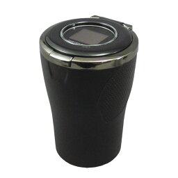 洋式水洗灰皿 槌屋ヤック/YAC 水洗い可能 ブルーLED搭載灰皿 振動防止ラバーボディ アッシュトレイ PZ-521/