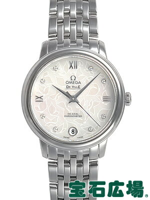 オメガ OMEGA デビル プレステージ バタフライ 424.10.33.20.55.001【新品】 レディース 腕時計 送料・代引手数料無料