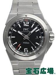 IWC インヂュニア 腕時計(メンズ) IWC インヂュニア デュアルタイム IW324402【新品】【メンズ】【腕時計】【送料・代引手数料無料】