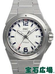 IWC インヂュニア 腕時計(メンズ) IWC インヂュニア デュアルタイム IW324404【新品】【メンズ】【腕時計】【送料・代引手数料無料】