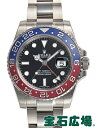 GMTマスター 腕時計(メンズ) ロレックス GMTマスターII 116719BLRO【新品】【メンズ】【腕時計】【送料・代引手数料無料】