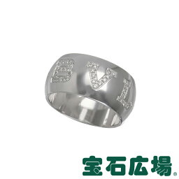 モノロゴ ブルガリ モノロゴ ダイヤ リング AN854494【新品】【ジュエリー】【送料・代引手数料無料】