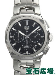 タグホイヤー リンク 腕時計(メンズ) タグ・ホイヤー TAG HEUER リンク キャリバー17 CBC2110.BA0603【新品】 メンズ 腕時計 送料無料