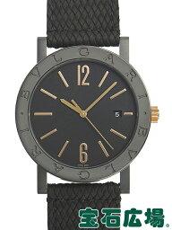 ソロテンポ 腕時計(メンズ) ブルガリ BVLGARI ブルガリブルガリソロテンポ BB41BBCLD/MB【新品】 メンズ 腕時計 送料・代引手数料無料