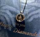 ショパール ネックレス(レディース) 【新品】Chopard ショパール HAPPY DIAMONDS ネックレス 18Kホワイトゴールド ダイヤモンド 797753-1001(18Kホワイトゴールド12.5g/ダイヤ0.06ct)