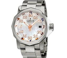 アドミラルズカップ 【新品】CORUM コルム アドミラルズカップ A082/03378 ステンレススチール メンズ 腕時計 watch【送料・代引き無料】