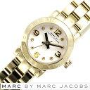 マークジェイコブス 腕時計 マークバイマークジェイコブス 時計 レディース 女性 [ MARC BY MARC JACOBS ] 腕時計 マークジェイコブス 時計 エイミー ディンキー AMY DINKY ゴールド MBM3226