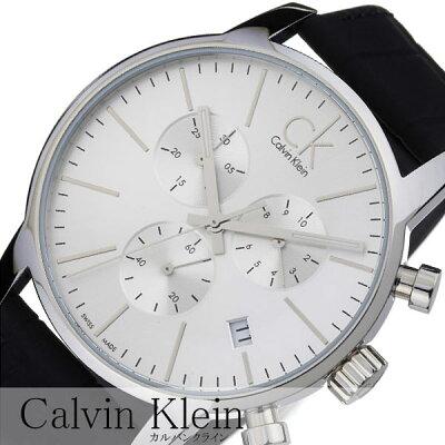 e76196d425 カルバンクライン 腕時計 CalvinKlein 時計 カルバン クライン 時計 Calvin Klein 腕時計 シティ CITY クロノグラフ  メンズ