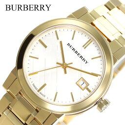 バーバリー 腕時計(レディース) バーバリー 腕時計 BURBERRY 時計 レディース ホワイト BU9103 [ 人気 ブランド 防水 おしゃれ ファッション シンプル ビジネス スタイリッシュ 高級 彼女 嫁 妻 ] [ プレゼント ギフト 新生活 ]