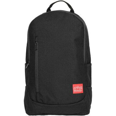 MANHATTAN PORTAGE マンハッタンポーテージ Intrepid Backpack イントレピッドバックパックMP1270 BK リュックサック デイパック メンズ レディースブラック プレゼント ギフト 通勤 通学 送料無料