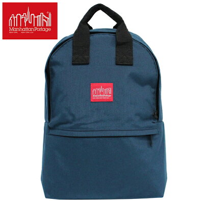 MANHATTAN PORTAGE マンハッタンポーテージ Governors Backpack ガバナーズ バックパックリュック リュックサック ハンドバッグ バッグ レディース メンズ A4 MP1272ネイビー プレゼント ギフト 通勤 通学 送料無料