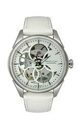 ハミルトン ビューマチック 腕時計(レディース) ハミルトン ジャズマスター ビューマチック レディース 腕時計 Hamilton JazzMaster Viewmatic Skeleton Auto Women's watch #H32405811