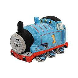 トーマス きかんしゃトーマス 大きい ぬいぐるみ 抱き枕 クッション 寝具 グッズ Franco Kids Bedding Super Soft Plush Snuggle Cuddle Pillow, One Size, Thomas and Friends Engine Train