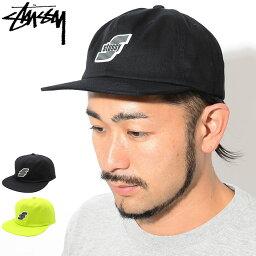 ステューシー ステューシー STUSSY キャップ 帽子 3D Molded Logo Strapback Cap ( ストラップバック メンズ・男性用 131823 USAモデル 正規 品 ストゥーシー スチューシー ) ice field icefield