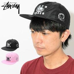 ステューシー ステューシー STUSSY キャップ 帽子 Pure Space Strapback Cap(ストラップバック メンズ・男性用 131810 USAモデル 正規 品 ストゥーシー スチューシー)