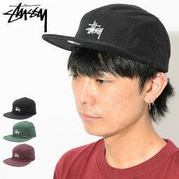 ステューシー ステューシー STUSSY キャップ 帽子 Stock Herringbone Camp Cap(キャンプキャップ メンズ・男性用 132881 USAモデル 正規 品 ストゥーシー スチューシー)
