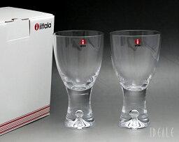 イッタラ イッタラ タピオ 950050 レッドワイン 250cc ペアクリア 【グラス ワイングラス セット 赤ワイン ギフト】【ラッキーシール対応】