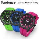 テンデンス メンズ 腕時計 TENDENCE FUNKY テンデンス ミディアムガリバー ファンキー イタリア ブランドウォッチ T0930024 T0930023 送料無料 あす楽