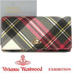 ヴィヴィアンウエストウッド ダービー 財布(レディース) ヴィヴィアンウエストウッド 財布 ヴィヴィアン Vivienne Westwood 長財布 1032V EXHIBITION 17SS 【送料無料】【あす楽】【02P03Dec16】