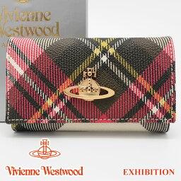 ヴィヴィアンウエストウッド キーケース ヴィヴィアンウエストウッド Vivienne Westwood 6連キーケース ヴィヴィアン 720V EXHIBITION 17SS 【あす楽】【送料無料】【02P03Dec16】