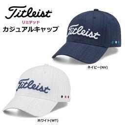 タイトリスト タイトリスト ゴルフ カジュアルキャップ HJ9CCL 2019年モデル 日本正規品 TITLEIST メンズ 帽子