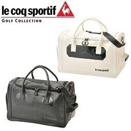 ルコック ルコック スポルティフ ゴルフ ロゴプリントボストンバッグ QQBPJA01 2020SS le coq sportif GOLF