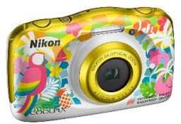 COOLPIX 【送料無料】ニコン Nikon 防水 耐衝撃デジカメ クールピクス COOLPIX W150 RS リゾート【楽ギフ_包装】【***特別価格***】