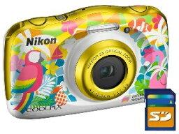 COOLPIX 今ならSDHCカード8GB差し上げます【送料無料】ニコン Nikon W150 RS 防水 耐衝撃デジカメ クールピクス COOLPIX W150 RS リゾート【楽ギフ_包装】【***特別価格***】