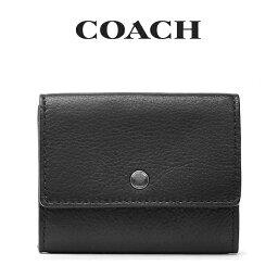 コーチ(COACH) コーチ COACH メンズ コインケース F75024 BLK(ブラック)【FKS】