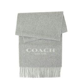 コーチ コーチ COACH レディース 小物 アパレル マフラー F56209 LF7(ライトグレー×チョーク)