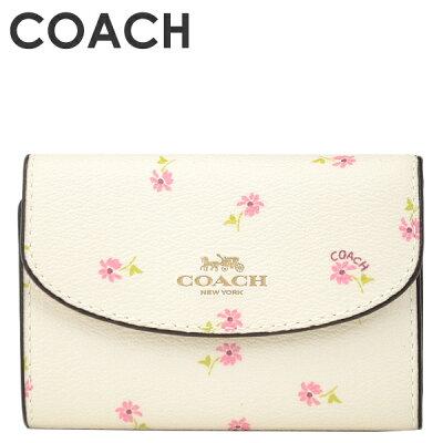 コーチ COACH レディース 小物 キーケース F30024 IMCAH(チョークマルチ)【FKS】