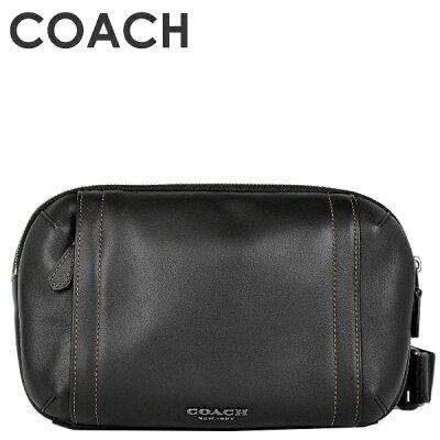 コーチ COACH メンズ バッグ ボディバッグ F37594 QBBK(ブラック)