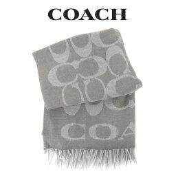 コーチ コーチ COACH レディース 小物 アパレル マフラー F76384 C2J(グレーバーチ)【FKS】