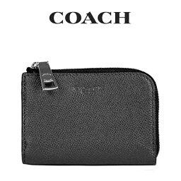コーチ キーケース(メンズ) コーチ COACH メンズ 小物 キーケース F76863 QB/BK(ブラック) ブラック【FKS】